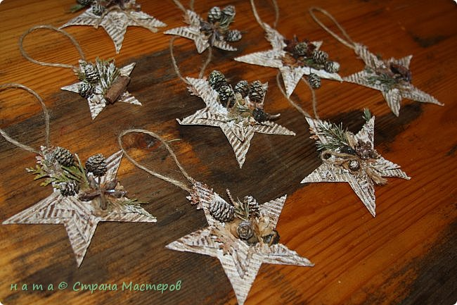 Когда б вы знали, из какого сора)))  Представляю маленькую кучку новогодних подвесок на новогоднее искристое  фото 2