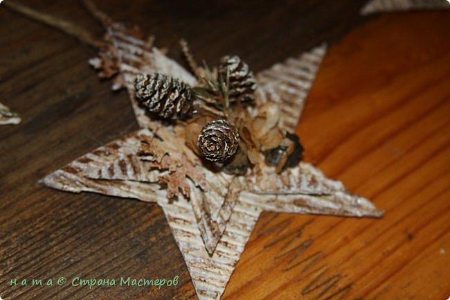 Когда б вы знали, из какого сора)))  Представляю маленькую кучку новогодних подвесок на новогоднее искристое  фото 4