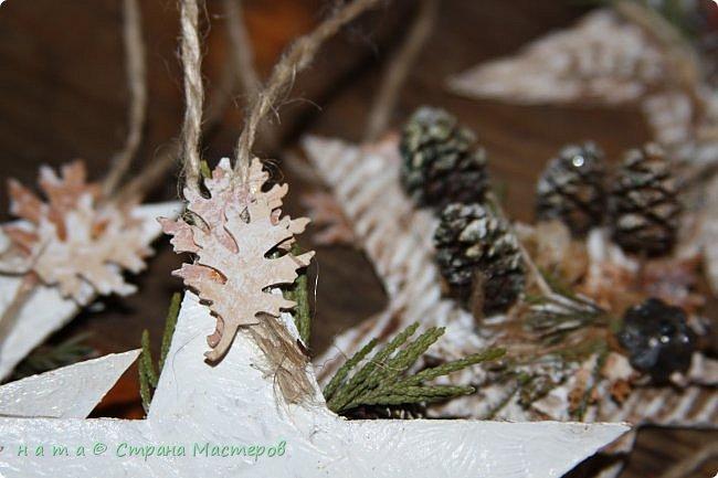 Когда б вы знали, из какого сора)))  Представляю маленькую кучку новогодних подвесок на новогоднее искристое  фото 9