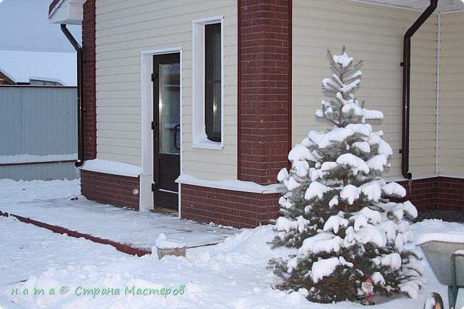 Когда б вы знали, из какого сора)))  Представляю маленькую кучку новогодних подвесок на новогоднее искристое  фото 26