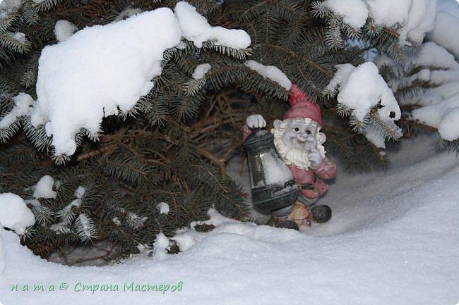 Когда б вы знали, из какого сора)))  Представляю маленькую кучку новогодних подвесок на новогоднее искристое  фото 27
