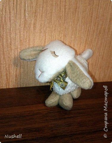 Мои последние потуги сделать овечек к Новому году. Самый короткий пост, фото только одно. Остальные овечки в предыдущих постах https://stranamasterov.ru/node/856806 и https://stranamasterov.ru/node/861419