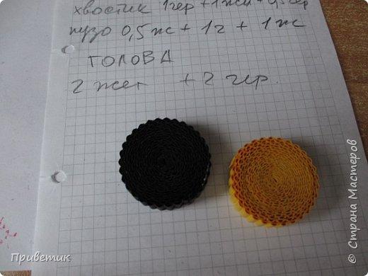 Вдохновившись уроками Елены Ивановны https://stranamasterov.ru/julena и картинкой из Интернета, сделала такую вот Пчелку. фото 3