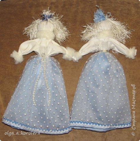 Очень нежные, воздушные куклы-травницы. Набиты лепестками флоксов. фото 3