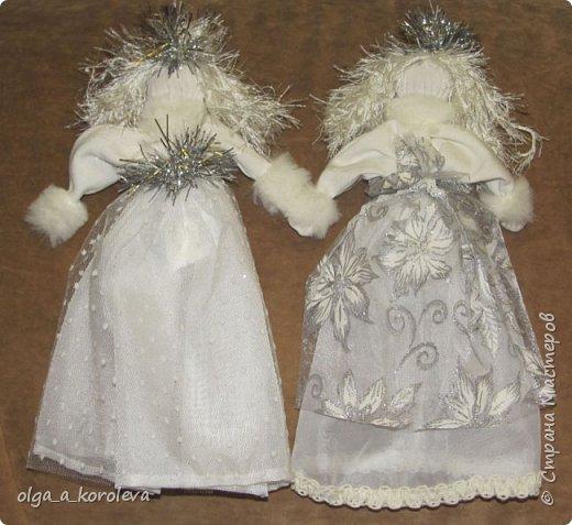 Очень нежные, воздушные куклы-травницы. Набиты лепестками флоксов. фото 5