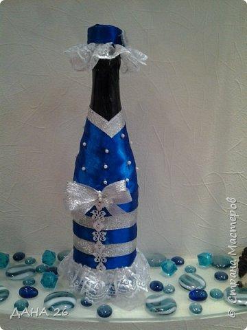 Такие вот бутылочки у меня получились. фото 5