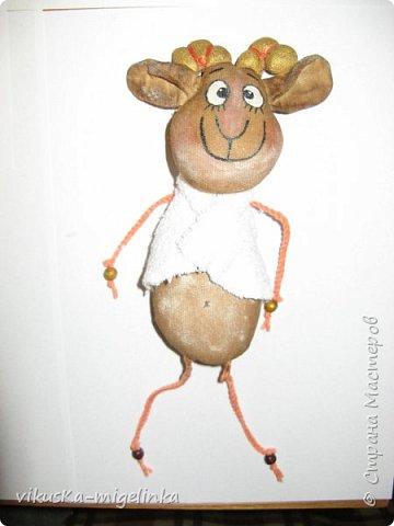 стадо новогодних овечек, идея не моя, нашла в интернете фото 4