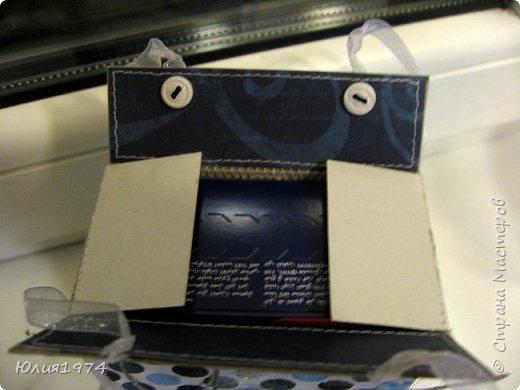Новогоднее оформление коробочек с конфетами! фото 18