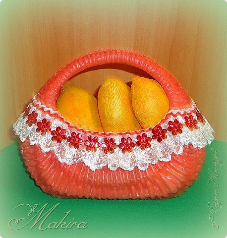 Новогодний костюм Красной шапочки для внучки (4 года) фото 5