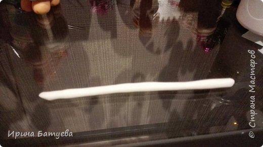 Мастер-класс Поделка изделие Новый год Лепка Овечки как символ любви и Нового года Фарфор холодный фото 11