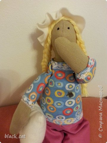 Кукла Сплюшка фото 2