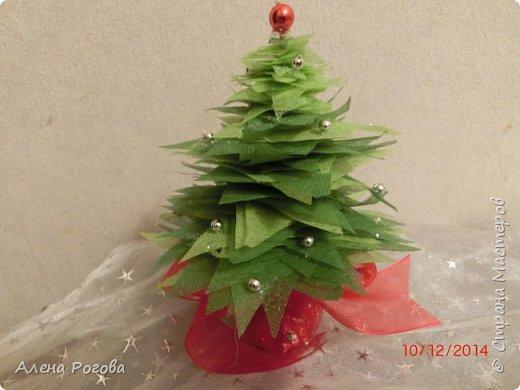 Никогда не успевала сделать поделку- символ к новому году, всегда обходились только елками. Но когда наткнулась в интернете на работы Сергее Федосеева , то не смогла устоять))))  фото 6