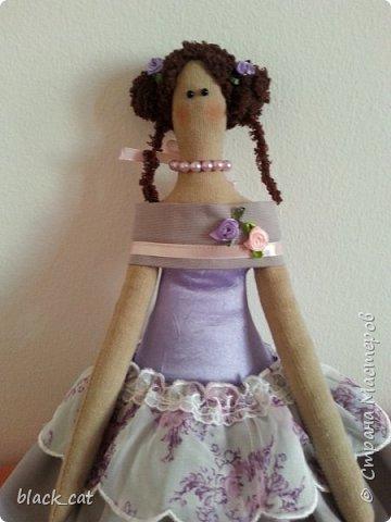 Кукла для хранения пакетов фото 4