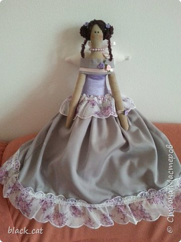 Кукла для хранения пакетов фото 2