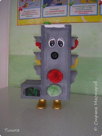 Новогодний светофор. фото 4