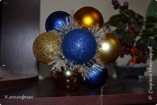 Что-то давно я не появлялась в Стране Мастеров)) Представляю Вам мой новогодний светильник! фото 5