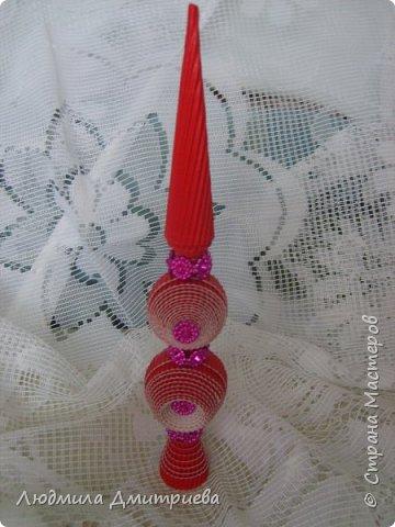 Продолжаю мастерить игрушечки из гофрокартона по мастер классу Елены Жуковой  https://stranamasterov.ru/node/864432?c=favusers    фото 8