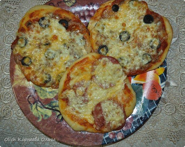 Кулинария Мастер-класс Рецепт кулинарный Готовим правильную пиццу Продукты пищевые фото 1