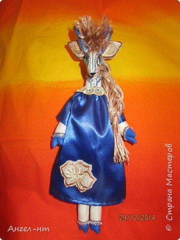 Вот такие милые козочки-модницы получились к новому году. Спасибо за мастер-класс Елена - вот ссылка- http://www.liveinternet.ru/users/4625447/post325216139/ Я немного добавила своих идей - строго не судите.  фото 3