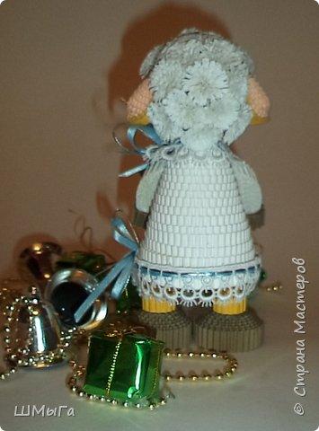 У этой овечки совсем не новогоднее настроение :((( фото 5