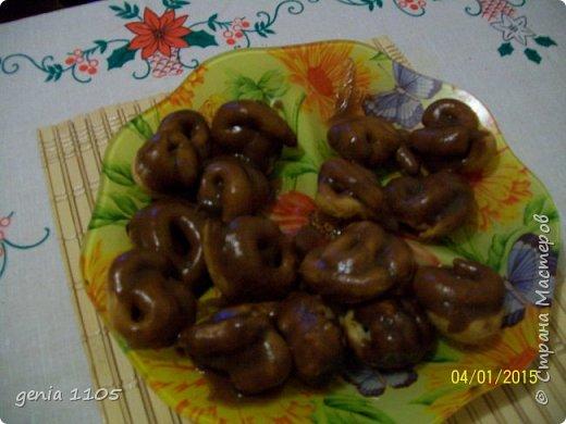 Кулинария Рецепт кулинарный Профитроли Продукты пищевые фото 2