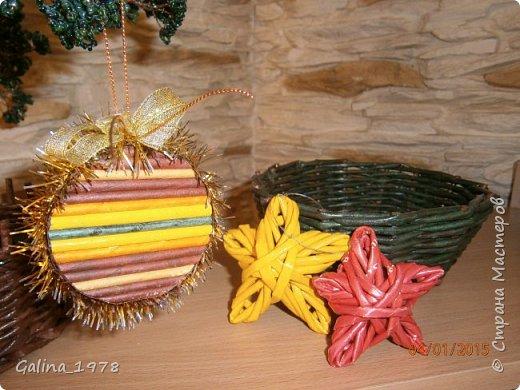 Поздравляю всех с Новым годом и Рождеством ! Вот наплелось чуть-чуть после большого перерыва ...  Эти две коробки в подарок моим сестричкам фото 15