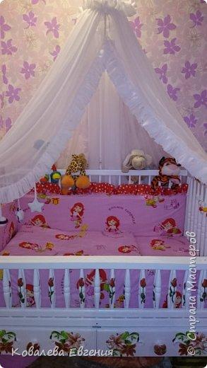 Реставрация детской кроватки  фото 5