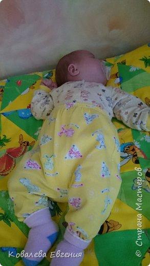 Лоскутное Детское одеялко фото 2