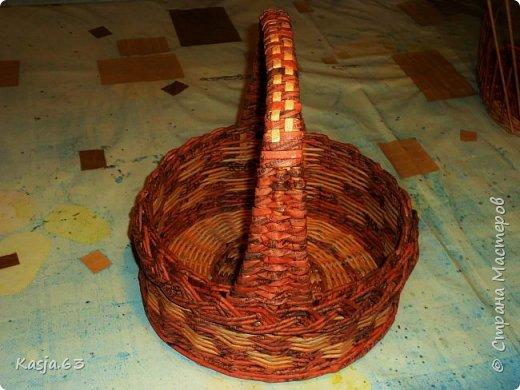 Попытка плетения рядами. фото 2