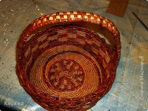 Попытка плетения рядами. фото 9