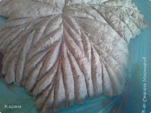 стена на кухне из папье маше фото 22