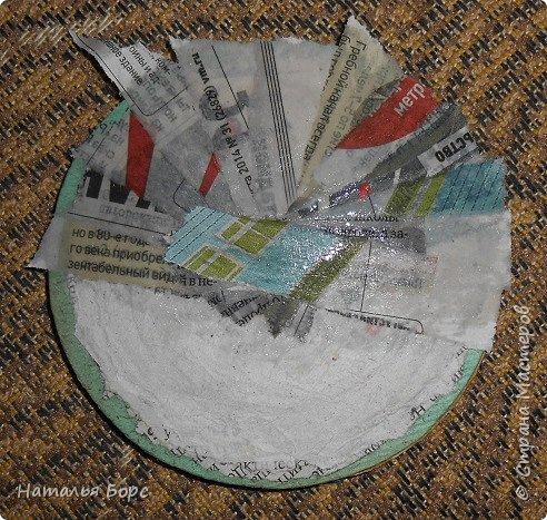 Декор предметов Мастер-класс Декупаж Литературное творчество Шкатулочки из консервных банок Краска Материал бросовый Салфетки фото 17