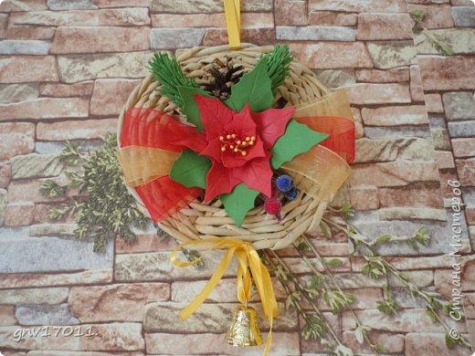 Доброго времени суток, дорогие мастера и мастерицы!!! С Рождеством всех поздравляю и желаю мира, добра и благополучия! Ну и конечно же творческих успехов!  Хочу показать несколько моих новогодних работ. фото 13