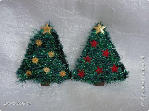 Доброго времени суток, дорогие мастера и мастерицы!!! С Рождеством всех поздравляю и желаю мира, добра и благополучия! Ну и конечно же творческих успехов!  Хочу показать несколько моих новогодних работ. фото 12