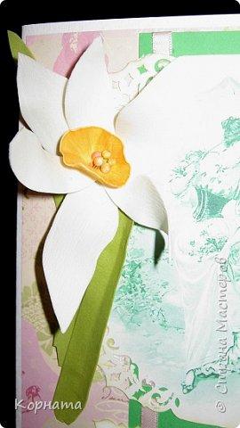 Здравствуйте, дорогие друзья! Я как всегда с новеньким, ну вот такая я непостоянная.))) Решила попробовать ревелюр в деле, и так мне это дело понравилось! Чудесный пластичный материал, очень приятный в работе, а цветы из него прям натуральные получаются! Пока понемножку пробую всяких.  фото 9
