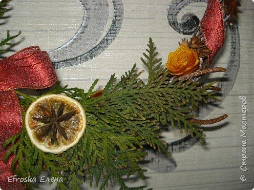Рада приветствовать вас, дорогие мастера! С Новым годом! С Рождеством Христовым! Здоровья всем вам и благополучия! Счастья и покоя вам и вашим семьям! Я сегодня с немногими сувенирами, которые успела сделать к новому году. Кое что из задуманного так и осталось задуманным... все время сел очень поздний предновогодний заказ. фото 11