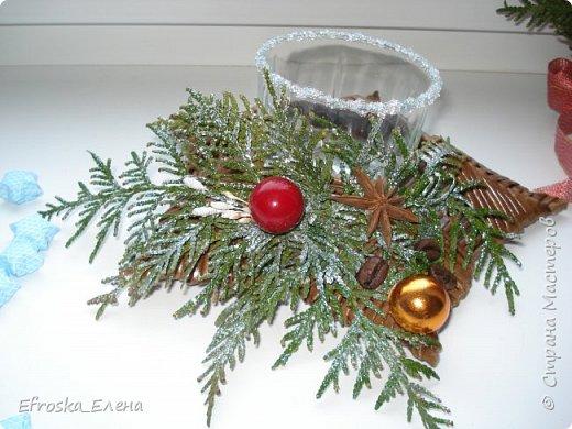 Рада приветствовать вас, дорогие мастера! С Новым годом! С Рождеством Христовым! Здоровья всем вам и благополучия! Счастья и покоя вам и вашим семьям! Я сегодня с немногими сувенирами, которые успела сделать к новому году. Кое что из задуманного так и осталось задуманным... все время сел очень поздний предновогодний заказ. фото 7