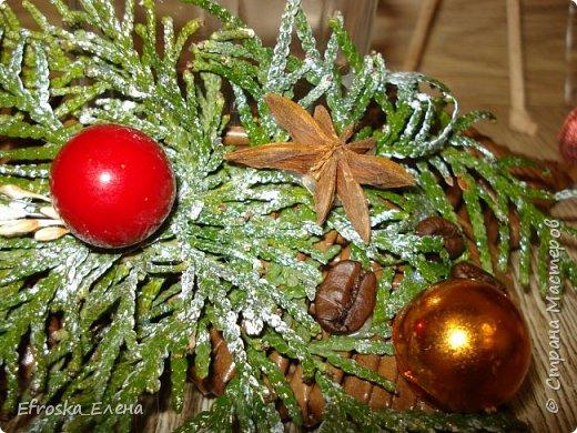 Рада приветствовать вас, дорогие мастера! С Новым годом! С Рождеством Христовым! Здоровья всем вам и благополучия! Счастья и покоя вам и вашим семьям! Я сегодня с немногими сувенирами, которые успела сделать к новому году. Кое что из задуманного так и осталось задуманным... все время сел очень поздний предновогодний заказ. фото 6