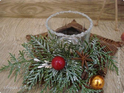 Рада приветствовать вас, дорогие мастера! С Новым годом! С Рождеством Христовым! Здоровья всем вам и благополучия! Счастья и покоя вам и вашим семьям! Я сегодня с немногими сувенирами, которые успела сделать к новому году. Кое что из задуманного так и осталось задуманным... все время сел очень поздний предновогодний заказ. фото 4