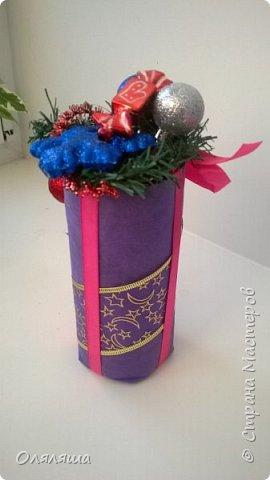 Вот такие подарочки дарила родственникам..)) Конечно же домик с рафаэлло. фото 7