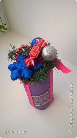 Вот такие подарочки дарила родственникам..)) Конечно же домик с рафаэлло. фото 8