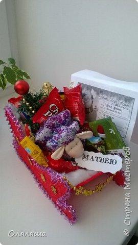 Вот такие подарочки дарила родственникам..)) Конечно же домик с рафаэлло. фото 10