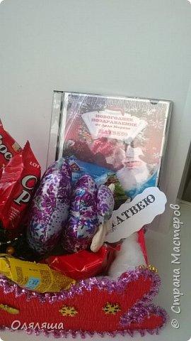 Вот такие подарочки дарила родственникам..)) Конечно же домик с рафаэлло. фото 12