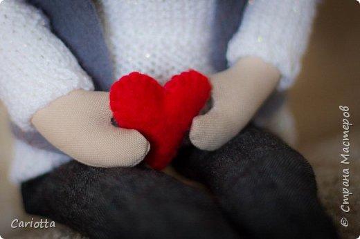 новая куколка, подарок для девушки брата. от него с любовью, так сказать)) фото 3
