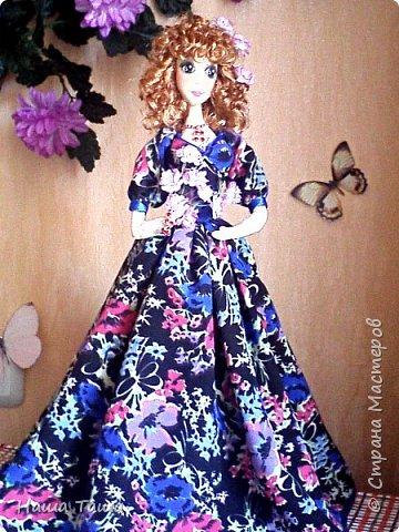 Любимая кукла, с которой никогда не расстанусь. фото 5