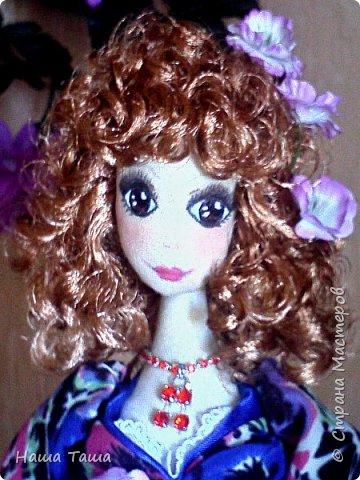 Любимая кукла, с которой никогда не расстанусь. фото 1