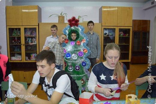 Здравствуйте! Собралась с силами и ....показываю как мы к новогодней ёлке готовились)))) фото 7