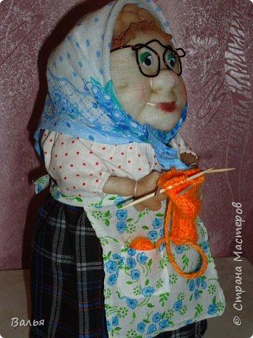 Эту куклу я подарила своей маме в День Матери. фото 2