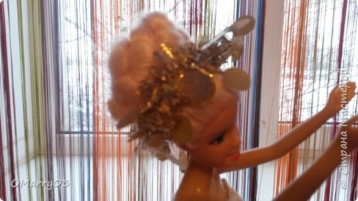 """Привет! Я участвую в конкурсе """"Героиня книги"""". (Ссылка; stranamasterov.ru/note/871455) Мне нужно было сделать костюм балерины из сказки """"Оловянный солдатик"""". Вот что получилось. (Извините, что фото перевернуто) фото 5"""