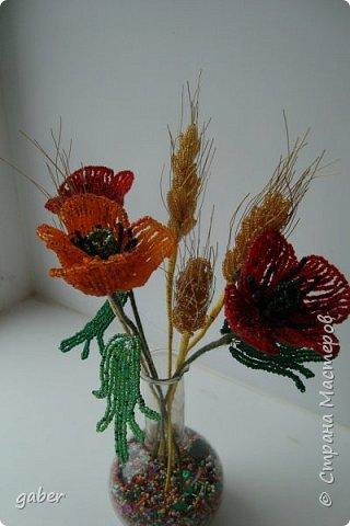 лилии из пайеток фото 5